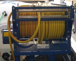cox hose reel